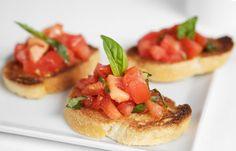 Les Tomates : Entrées et Apéritifs