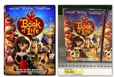 Get the Book of Life for Just $2.99 – Mama Bees Freebies