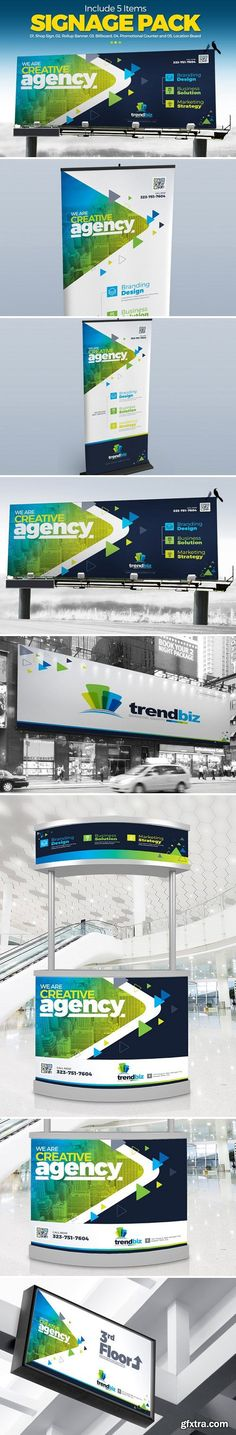 Galaxy Signage Provides various types of printing and branding signage.