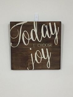 today i choose joy verse - Google Search