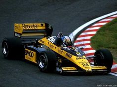 1987 GP Włoch (Monza) Minardi M187 - Motori Moderni (Alessandro Nannini)