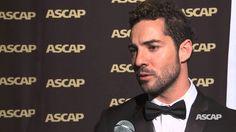David Bisbal at the 2015 ASCAP Latin Music Awards