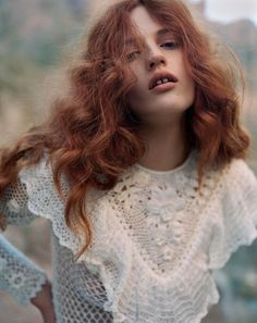 Ulla Johnson features macrame fashion in spring 2017 campaign