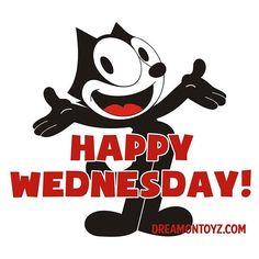Classic Cartoon Characters, Favorite Cartoon Character, Classic Cartoons, Happy Wednesday Pictures, Happy Wednesday Quotes, Wonderful Wednesday, Feliz Gif, Hump Day Humor, Frases Love