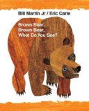 Printables to go with brown bear book