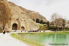 Dónde está el #desierto? - Pregunté cuando llegué a #Kermanshah y #Taq-E-Bostan en #Irán? #Iran #iranair #irantravel #iranshots #irantourist #iranissafe #iran #iraniangirl #iran_best_pics
