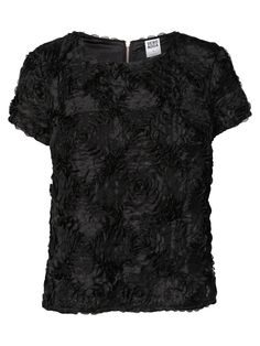 Floral embellished shirt from VERO MODA. Great for your next party look.
