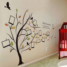 Honana Creative Photo Frames Trees Wall Stickers DIY Wall Paper For Home Decoration is cheap, come to NewChic to buy Honana Creative Photo Frames Trees Wall Stickers DIY Wall Paper For Home Decoration . Mural Wall Art, Home Decor Wall Art, Bedroom Decor, Creative Photo Frames, Creative Photos, Diy Wand, Photo Wall Stickers, Diy Stickers, Mur Diy
