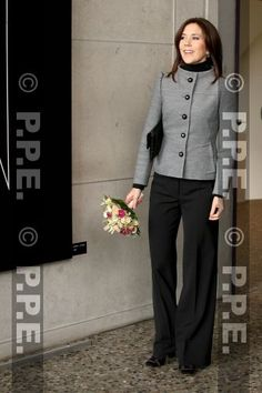Crown Princess Mary of Denmark 1/15/13