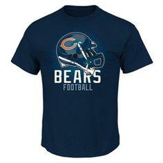 Chicago Bears Men's Short Sleeve Shirt