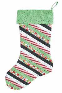 Merry & Bright Stockings Digital Pattern