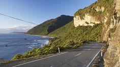 State Highway Six at Twelve Mile Bluff, West Coast NZ (c) DavidWallPhoto.com