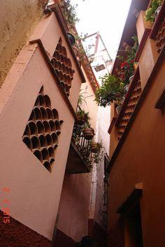 Callejon del Beso Guanajuato,centro