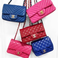 Beautiful and authentic Chanel Minis available right now! 💖💙 Which one is your favorite? Caviar and lambskin, Chevron and quilted, square and rectangular! 😍⭐️ Want more pictures, pricing and information on any of these? Head over to our website, link in bio, to find the listings for each bag! #opulenthabits #chanelminis louis vuitton bag, chanel bag, gucci bag, hermes bag #guccidionysus #chanelthailand #lviving #Chanelshoes #chanelista #lvlover #guccithailand #lviv