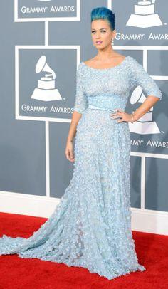 Katy Perry Grammys 2012
