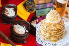 Awesome Harry Potter-Inspired Dishes