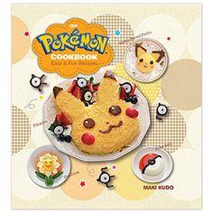Pokémon Cookbook | ThinkGeek