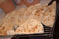 Recipes We Love: Freezing Quesadillas -- Freezer Cooking