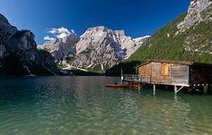 Hotel Pragser Wildsee direkt am See