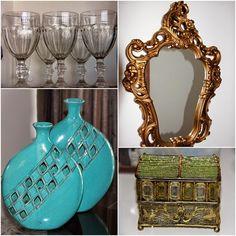Onde comprar artigos de decoração barato no interior de São Paulo... Vase, Shopping Hacks, Clay Art, Sweet Home, Organization, Tips, Design, Home Decor, Blog