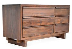 One Kings Lane - From East to West - Klasik-Seni 6-Drawer Dresser