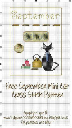Mini Gato – Ponto Cruz mês de Setembro