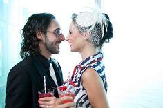 Atlantic City Wedding - Core Productions - 4th of July Wedding - Wedding Cocktails
