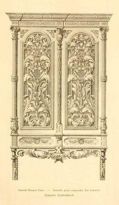 img/dessins meubles mobilier/armoire pour suspendre des bonnets.jpg