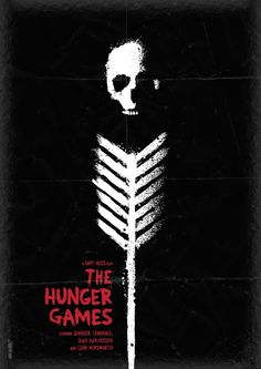 An alternative poster for The Hunger Games