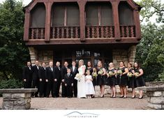 Bee Tree Park Wedding - Turner Creative Photography