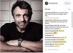 O ator Domingos Montagner faleceu nesta quinta-feira (15), afogado no Rio São…