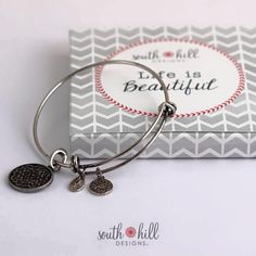 Host a social this month(MARCH) with sales of $500 or more and get this for free! Hostess Wanted, Create Your Story, South Hill Designs, Bangle Bracelets With Charms, Locket Charms, Love Is Free, Silver Bangles, Hostess Gifts, Vintage Silver