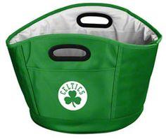 Boston Celtics Party Cooler Bucket