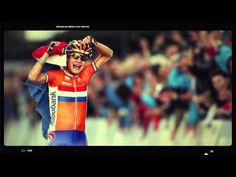 Great video with shots by Wouter Roosenboom, focused on today's cycling heroes.