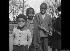Gordon Parks' D.C. Photography From 1940s Shows Black And White Realities In Nation's Capital