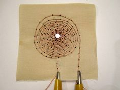 Embroidered Speaker Kit from Plusea on Etsy http://appstore/iotmonitor