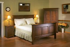 Stylish furniture shaker bedroom design Completing Your Private Rooms Using Shaker Bedroom Furniture