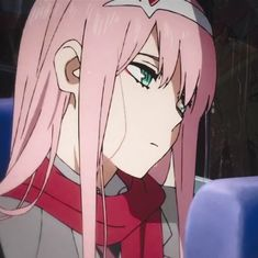Uploaded by Naho. Find images and videos about anime, icon and anime girl on We Heart It - the app to get lost in what you love. Girls Anime, Kawaii Anime Girl, Querida No Franxx, Fan Art Anime, Cool Anime Pictures, Zero Two, Anime Profile, Best Waifu, Chica Anime Manga