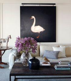 Small Home Interior Design Pash-Monique Gibson Living Room Inspiration, Design Inspiration, Fashion Inspiration, Metal Tree Wall Art, Atlanta Homes, River House, Home And Deco, Dream Decor, White Decor