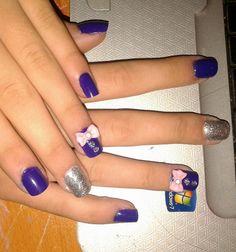 nail art tutorial <3