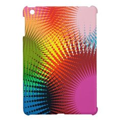 Colorful Dotty & Eye Catching | iPad Mini Cases
