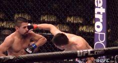 #UFC 167: Phantom Cam Highlights