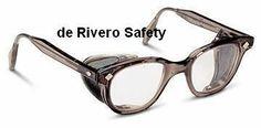 de Rivero Safety® Optics Gafas de seguridad industrial.