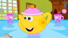 I'm A Little Teapot with Lyrics - Latest 2015 Kids songs and Children Nursery Rhymes