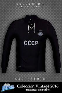 Anticuar10: Buso Retro Lev Yashin Selección URSS ($70.000)