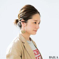 Hair Arrange, Hair Images, How To Make Hair, Love Hair, Up Styles, Ponytail, Girl Hairstyles, Hair Inspiration, Asian Girl
