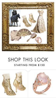 """""""princess👑"""" by sselma ❤ liked on Polyvore featuring Dolce&Gabbana and Victoria Wieck"""