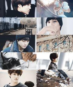 Month edit - November - EXO/Kai