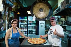 One of the most New York pizzerias in New York.#Pugleys near #Fordham