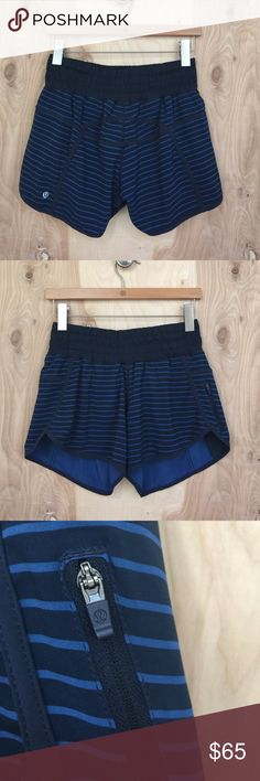 Lululemon tracking shorts* NWOT, Amazing track short!!! Rare color!!! Super soft material and spandex!!!! Check out my closet.... lululemon athletica Shorts